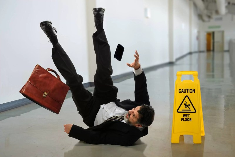 Las Vegas Slip And fall Lawyer