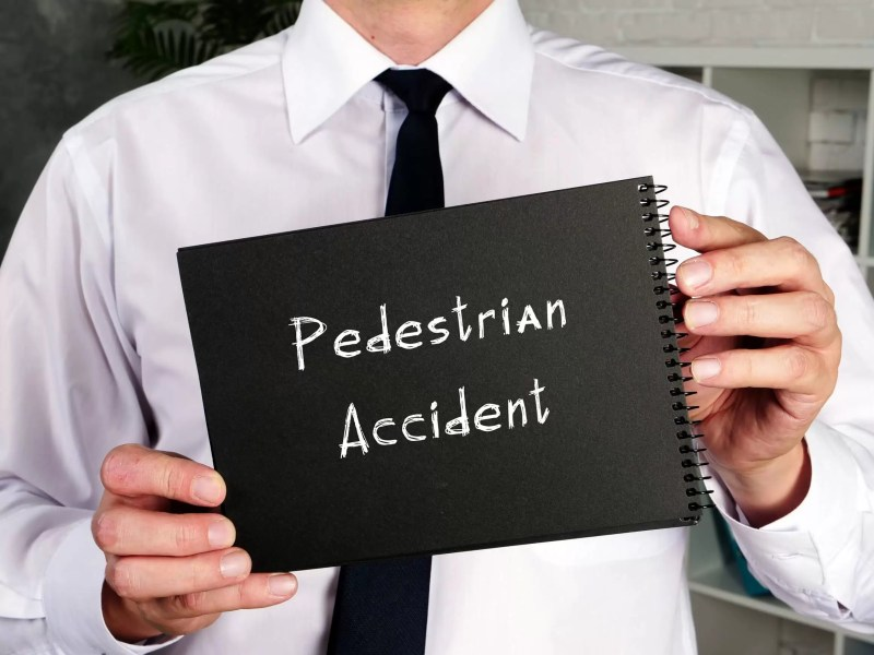 Pedestrian Accidents Las Vegas