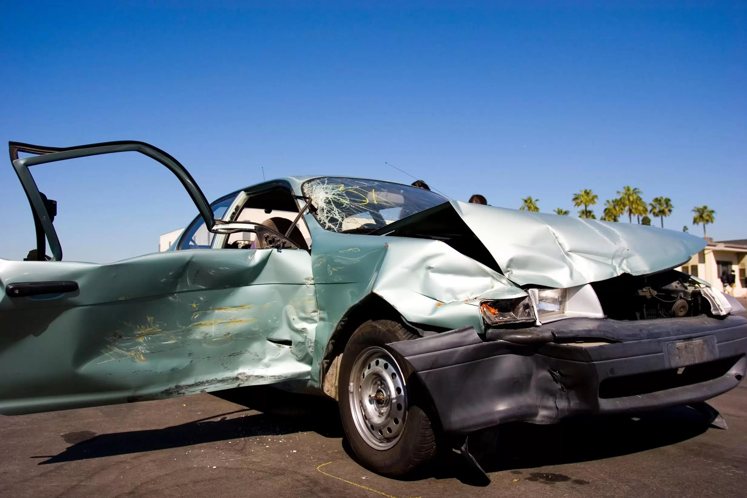 When A Leased Car Is Totalled What Happens?