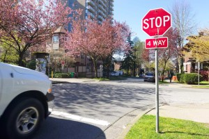Read more about the article Who Has The Right Of Way At A Four Way Stop