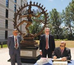 God Particle – CERN – Lord Shiva (Nataraj).   Struggle for Hindu Existence