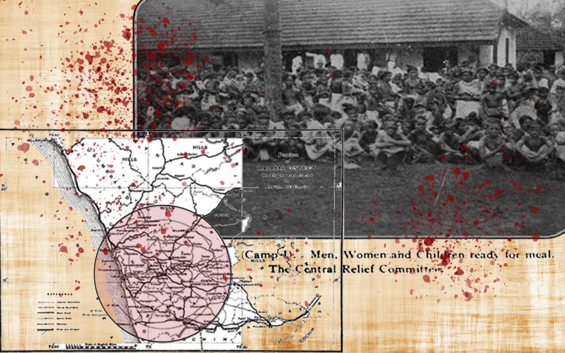 Moplah Hindu Genocide, Moplah Rebellion