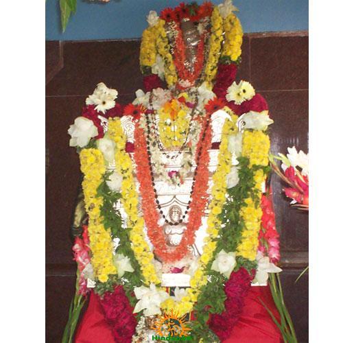 Raghavendra Swamy Madhyaradhana