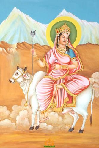 Navdurga- Nine Forms of The Goddess Worshipped During Navratri