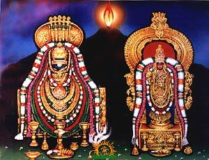 Thiruvannamalai Arunachaleswarar Temple Pooja Timings - HinduPad
