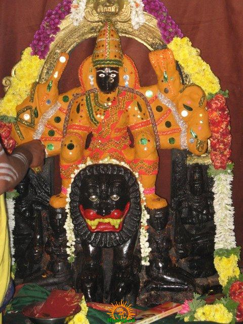 Goddess Banashankari, Badami, Karnataka