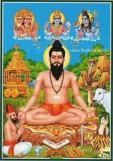 Veerabrahmendra swami