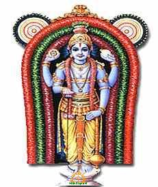 guruvayurappan in guruvayur temple