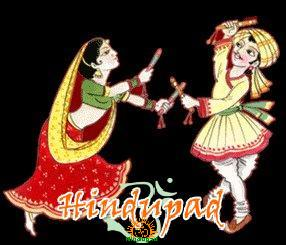 Raas Garba Dandiya - Traditional dance form of Gujarat (Navratri dance)