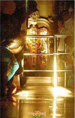 arasavalli surya temple