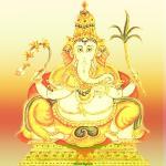 Bala Ganapati - 1 of 32 Forms of Ganesha