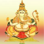 Bhakti Ganapati - 2 of 32 Forms of Ganesha