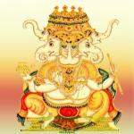 Dvija Ganapati Dwija Ganesha