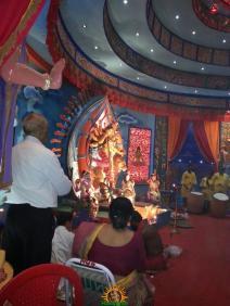 FD Block Durga Puja 1