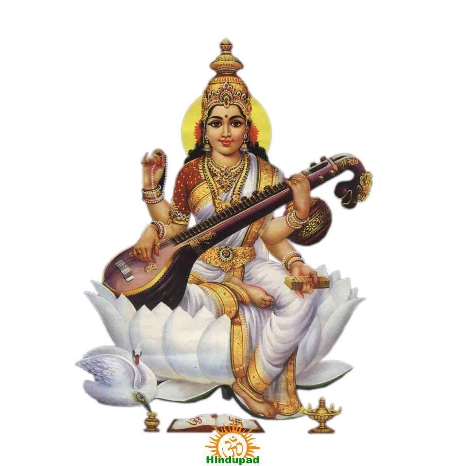 saraswati puja vidhi procedure hindupad