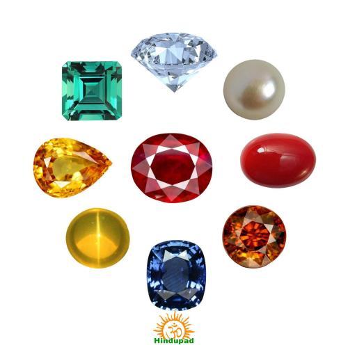 navaratna: Nine Gemstones