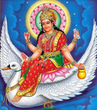 Goddess Brahmi, Brahmi Mata