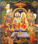 Suvarchala Sahitha Hanuman - Hanuman Marriage