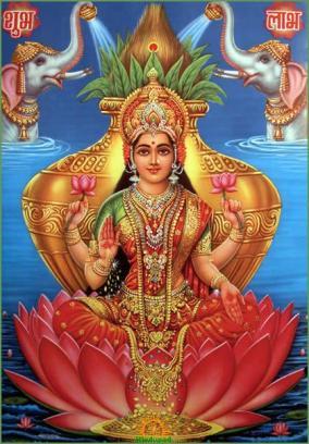 Maha Lakshmi Stotram