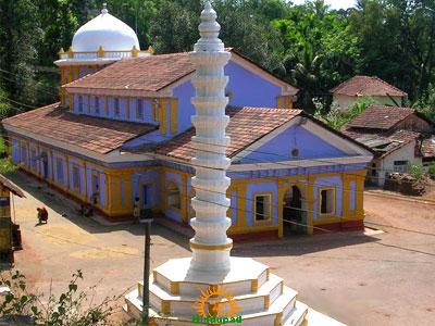 Saptakoteshwar Temple Narve in Goa