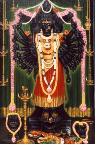 Chitkul Chamundeshwari Devi Temple