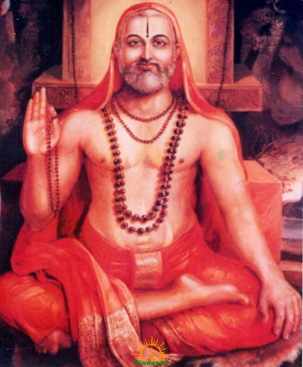 Guru Raghavendra Swamy of Mantralayam