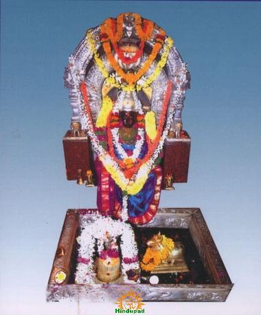 Jharasangam Temple - Kethaki Sangameshwara Swamy Temple