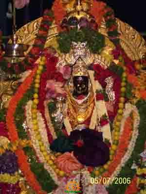 Shri Nimishamba Temple Bangalore
