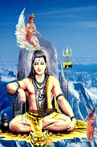 Gangavisarjana murthi shiva