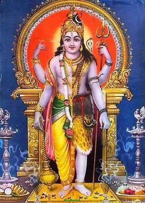 Haryardhamurti Sankaranarayana Lord Shiva with Vishnu