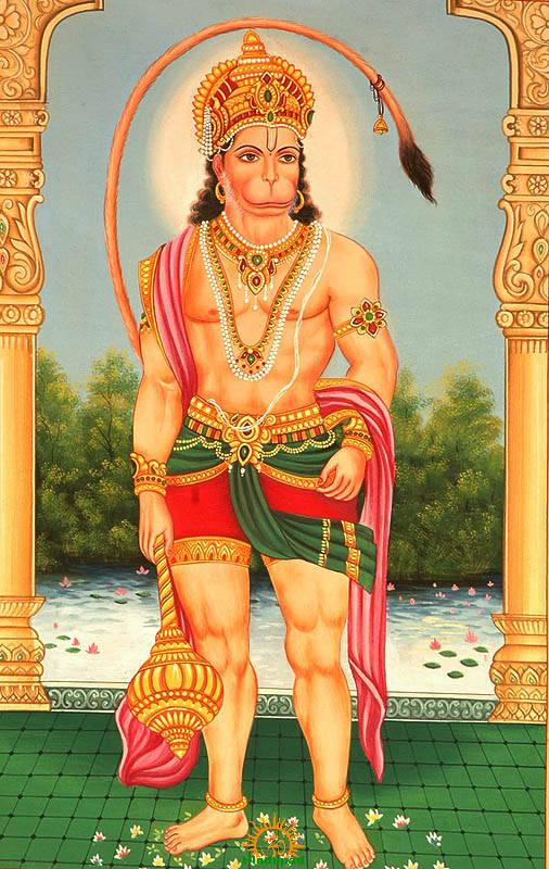 Hanuman Jayanti, 13 May 2015 (in Vaishakha Masam) - HinduPad