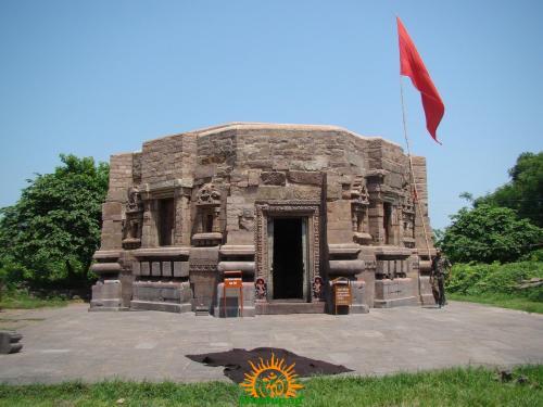 Mundeshwari Temple Kaimur in Bihar