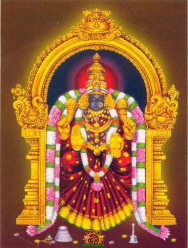 Tiruchanoor Padvamathi Ammavari Temple