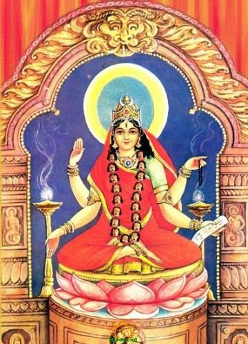 Tripura Bhairavi Mahavidya