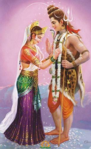 Kalyanasundara Murthi, Lord Shiva as bridegroom