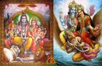 Vahanas Vehicles of Hindu Gods