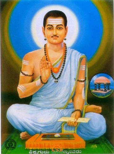 Basaveshwara Founder of Lingayat sect