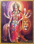 Goddess Durga Devi
