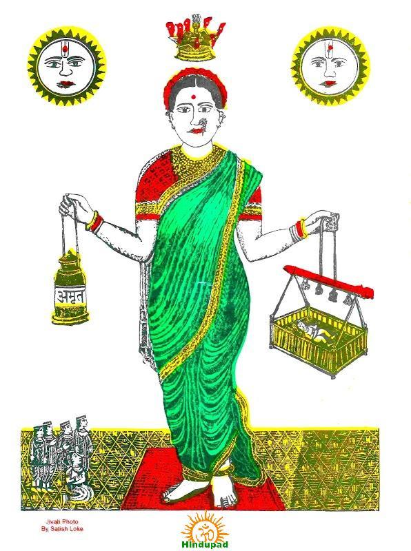 Goddess Jivati Mata