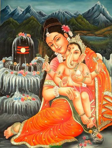 Hartalika Teej Vrat – Gauri Ganesha Festival