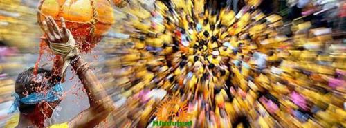 Sanskruti Yuva Pratishthan Dahi Handi Celebrations in Thane by Pratap Sarnaik