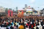 Vittal Pindi at Udupi Sri Krishna Temple