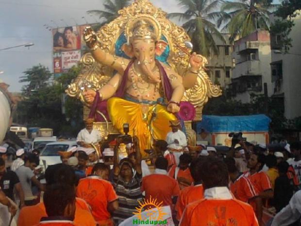 Andhericha Raja 2013 image