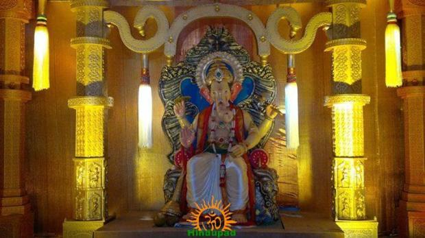 Bhandup cha raja 2013