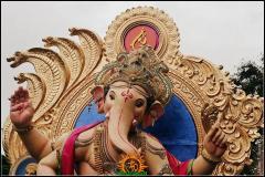Chinchpoklicha Chintamani 2013 Ganesha