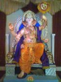 Dewan Cha Maharaja - Shree Utsav Mandal Ganpati