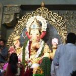 Ganesh Jayanti at Charpokcha Raja Ganeshotsav Mandal