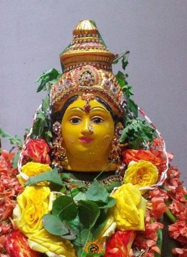 Goddess Gauri