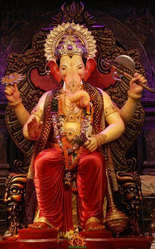 Lalbaugcha Raja Ganpati Mumbai