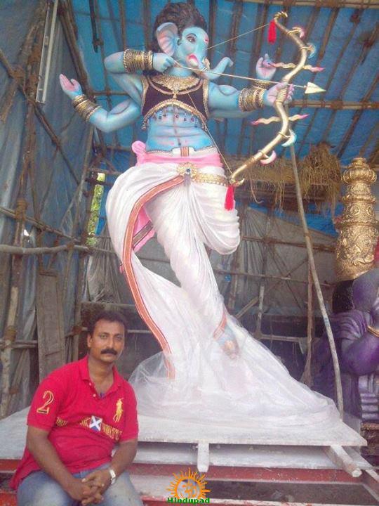 Mira-Bhayander Cha Samrat D Ganesha Mitra Mandal